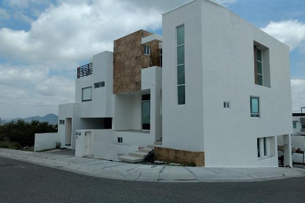 Foto de casa en venta en avenida paseo de las pitahayas , desarrollo habitacional zibata, el marqués, querétaro, 14037179 No. 01