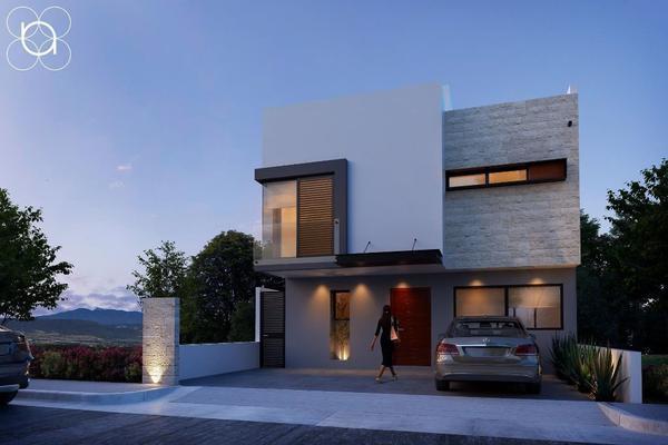 Foto de casa en venta en avenida paseo de las pitahayas , desarrollo habitacional zibata, el marqués, querétaro, 14037187 No. 01