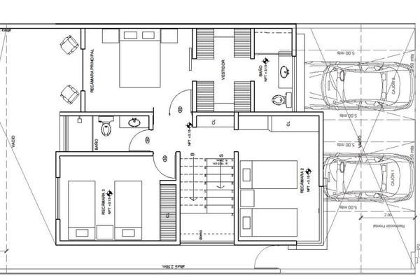 Foto de casa en venta en avenida paseo de las pitahayas , desarrollo habitacional zibata, el marqués, querétaro, 14037187 No. 07