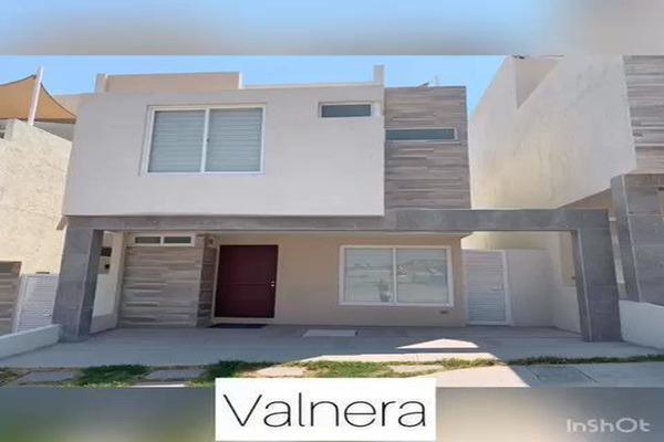 Foto de casa en venta en avenida paseo de las pitahayas , fraccionamiento piamonte, el marqués, querétaro, 18264857 No. 01