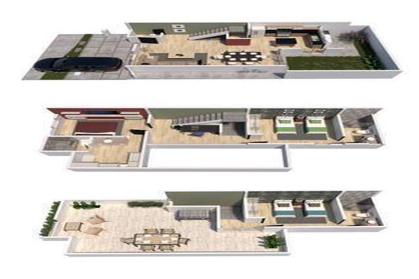 Foto de casa en venta en avenida paseo de las pitahayas , fraccionamiento piamonte, el marqués, querétaro, 18264857 No. 18