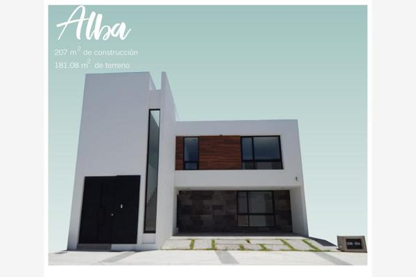 Foto de casa en venta en avenida paseo de los horizontes 400, horizontes, san luis potosí, san luis potosí, 10098170 No. 01