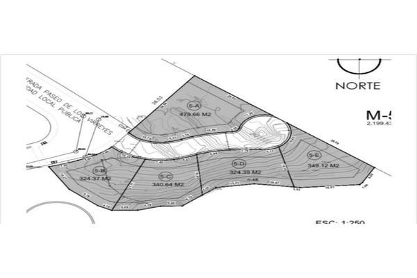 Foto de terreno habitacional en venta en avenida paseo de los virreyes , residencial poniente, zapopan, jalisco, 13385120 No. 02