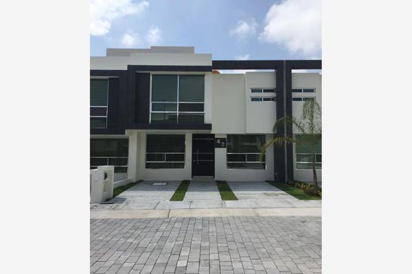 Foto de casa en venta en avenida paseo de zakia 1, zakia, el marqués, querétaro, 8820323 No. 01