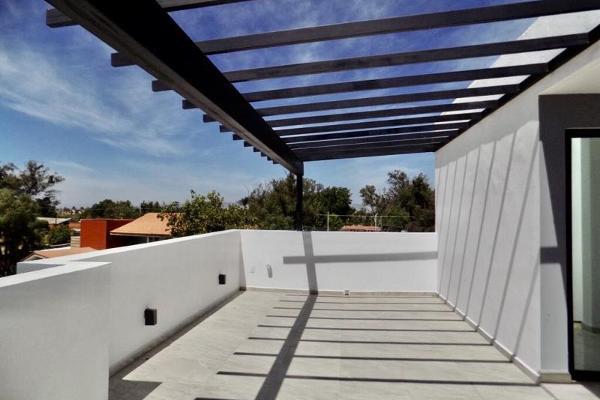 Foto de casa en venta en avenida paseo del anochecer #1207 1207, residencial cordilleras, zapopan, jalisco, 11435319 No. 19
