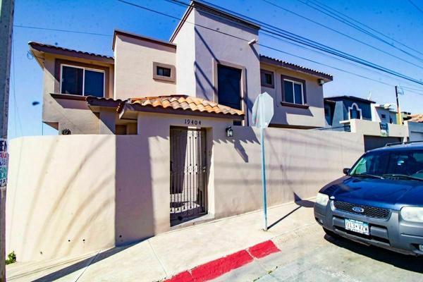 Foto de casa en venta en avenida paseo del lago , el lago, tijuana, baja california, 20553733 No. 01