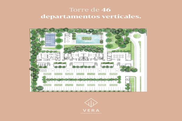 Foto de departamento en venta en avenida paseo norte. , paraíso las margaritas, mérida, yucatán, 9108388 No. 12