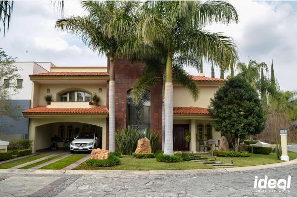 Foto de casa en venta en avenida paseo san arturo 791, valle real, zapopan, jalisco, 6171858 No. 01