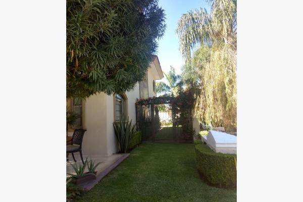 Foto de casa en venta en avenida paseo san arturo 791, valle real, zapopan, jalisco, 6171858 No. 29
