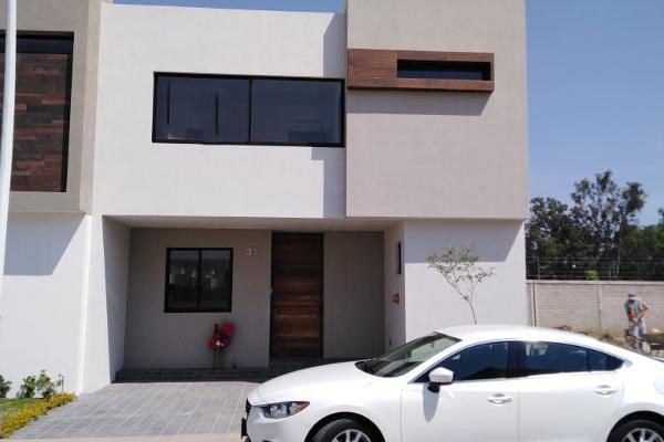 Foto de casa en venta en avenida paseo solares , solares, zapopan, jalisco, 9913024 No. 01