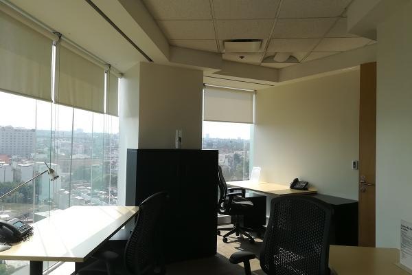 Foto de oficina en renta en avenida patriotismo , san pedro de los pinos, benito juárez, df / cdmx, 5323437 No. 01