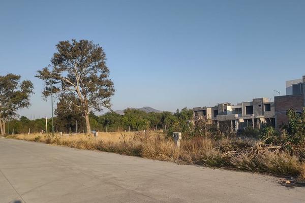 Foto de terreno habitacional en venta en avenida pedregal sur , los ejidos, morelia, michoacán de ocampo, 19540757 No. 01