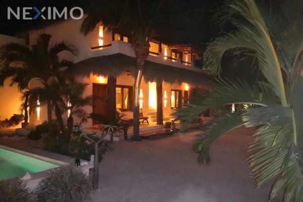 Foto de casa en venta en avenida pedro joaquin , isla de holbox, lázaro cárdenas, quintana roo, 19255906 No. 03
