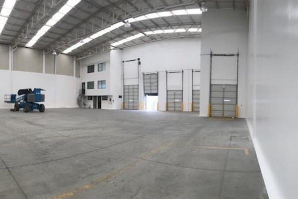 Foto de nave industrial en renta en avenida pirules , plan maestro san martín obispo, cuautitlán izcalli, méxico, 5855673 No. 01