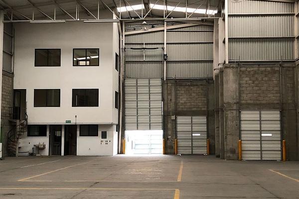 Foto de nave industrial en renta en avenida pirules , san martín obispo o tepetlixpan, cuautitlán izcalli, méxico, 5855673 No. 05