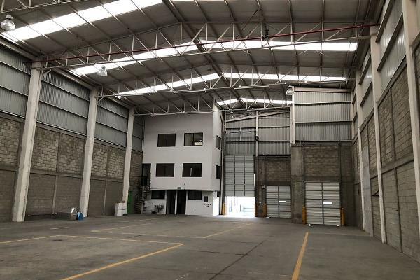 Foto de nave industrial en renta en avenida pirules , san martín obispo o tepetlixpan, cuautitlán izcalli, méxico, 5855673 No. 04