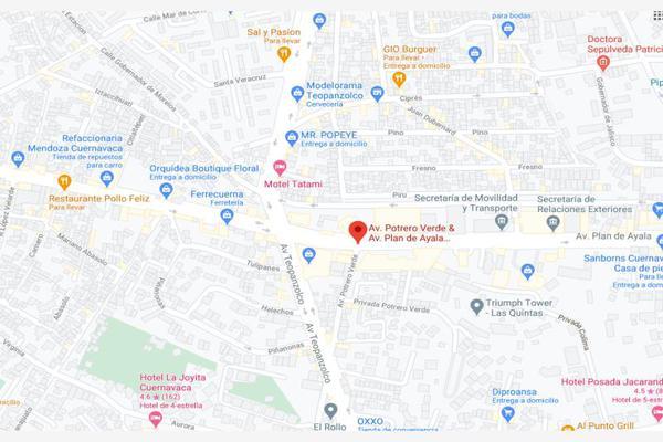 Foto de local en venta en avenida plan de ayala esquina potrero verde a 11, jacarandas, cuernavaca, morelos, 0 No. 03