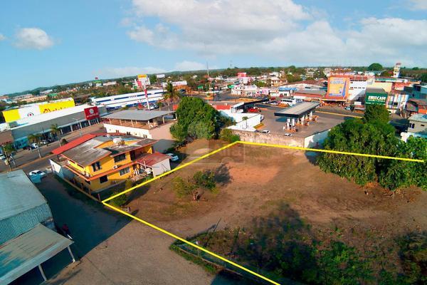 Foto de terreno habitacional en venta en avenida plan de tuxtepec , el sureste 1a etapa, san juan bautista tuxtepec, oaxaca, 21480722 No. 01
