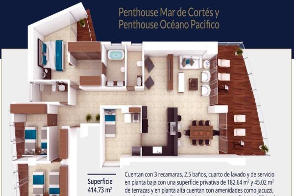 Foto de casa en condominio en venta en avenida playa gaviotas , zona dorada, mazatlán, sinaloa, 3727508 No. 08