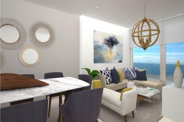 Foto de casa en condominio en venta en avenida playa gaviotas , zona dorada, mazatlán, sinaloa, 10442303 No. 01