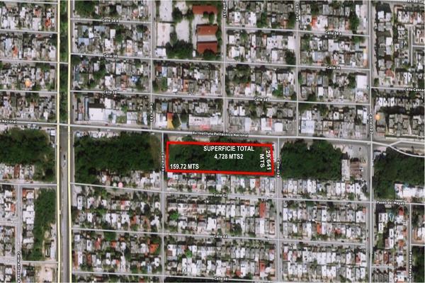 Foto de terreno habitacional en venta en avenida politecnico avenida 133 terreno 1 , región 515, benito juárez, quintana roo, 20371818 No. 02