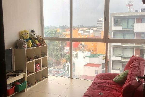 Foto de departamento en venta en avenida popocatépetl , santa cruz atoyac, benito juárez, df / cdmx, 14029454 No. 11