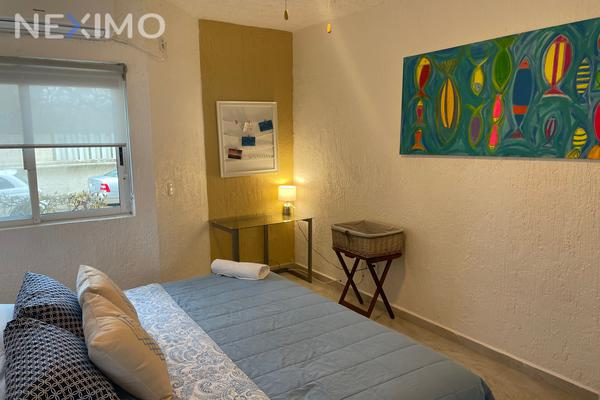 Foto de departamento en renta en avenida portillo 153, punta sam, benito juárez, quintana roo, 20309418 No. 07