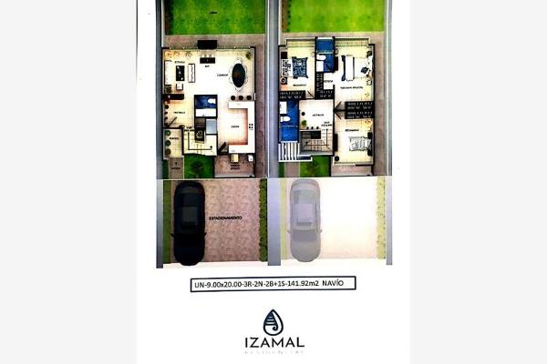 Foto de casa en venta en avenida porto sofía, izamal residencial, sm 320, manzana 20, lt 01, polígono sur lote 01, villa marino, benito juárez, quintana roo, 8898677 No. 06