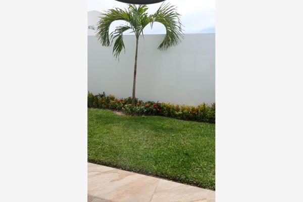 Foto de casa en venta en avenida porto sofía, izamal residencial, sm 320, manzana 20, lt 01, polígono sur lote 01, villa marino, benito juárez, quintana roo, 8898677 No. 20