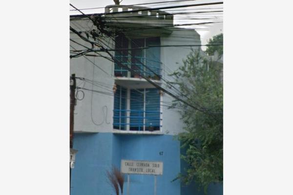 Foto de departamento en venta en avenida presidente 67, portales sur, benito juárez, df / cdmx, 8117256 No. 01