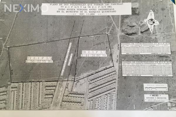 Foto de terreno industrial en venta en avenida primavera , cumbres de conín tercera sección, el marqués, querétaro, 8451907 No. 03
