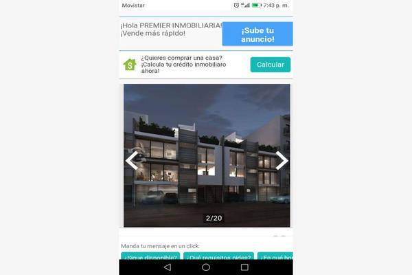 Foto de casa en venta en avenida primero de mayo 150, san pedro de los pinos, benito juárez, df / cdmx, 0 No. 01
