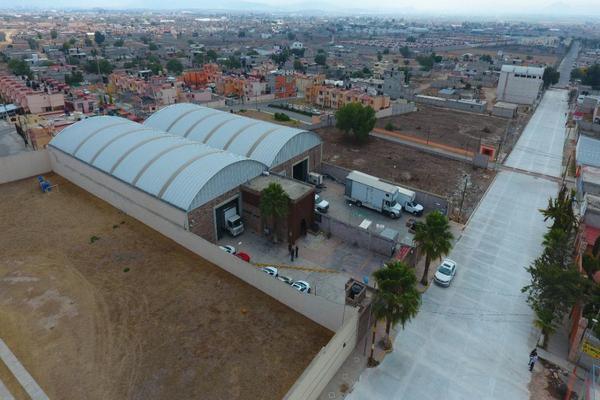 Foto de bodega en renta en avenida principal las palmas , privada santa teresa, pachuca de soto, hidalgo, 7292500 No. 01
