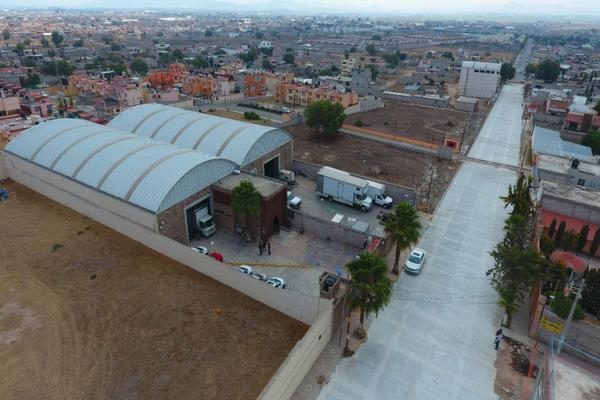 Foto de bodega en renta en avenida principal las palmas , privada santa teresa, pachuca de soto, hidalgo, 7292500 No. 02