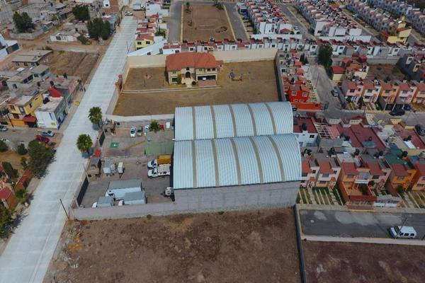 Foto de bodega en renta en avenida principal las palmas , privada santa teresa, pachuca de soto, hidalgo, 7292500 No. 03