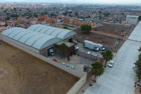 Foto de nave industrial en renta en avenida principal las palmas , santa maría matílde, pachuca de soto, hidalgo, 0 No. 01