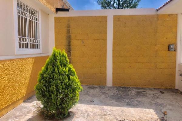 Foto de casa en venta en avenida principal , vivero el manantial, tizayuca, hidalgo, 11436944 No. 19