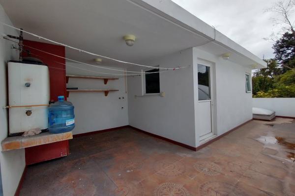 Foto de casa en condominio en renta en avenida progreso 124, barrio santa catarina, coyoacán, df / cdmx, 20530564 No. 27