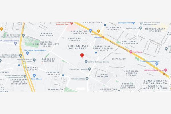 Foto de casa en venta en avenida prolongación manuel escandón (unidad habitacional ex lienzo charro) 64, chinampac de juárez, iztapalapa, df / cdmx, 20470126 No. 15