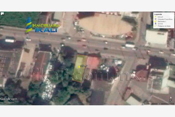 Foto de terreno habitacional en venta en avenida puebla 505, la floresta, poza rica de hidalgo, veracruz de ignacio de la llave, 3467816 No. 08