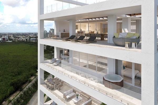 Foto de departamento en venta en avenida puerto cancun , supermanzana 22 centro, benito juárez, quintana roo, 10067870 No. 05