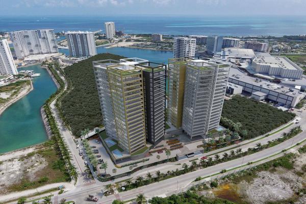 Foto de departamento en venta en avenida puerto cancun , supermanzana 22 centro, benito juárez, quintana roo, 10067870 No. 09