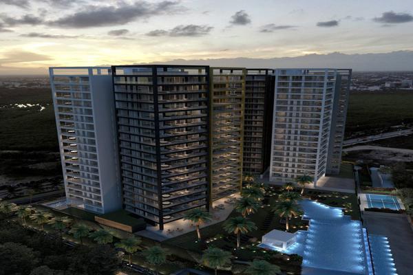 Foto de departamento en venta en avenida puerto cancun , supermanzana 22 centro, benito juárez, quintana roo, 10067870 No. 10