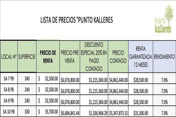 Foto de local en venta en avenida puerto juarez 149, supermanzana 200, benito juárez, quintana roo, 0 No. 12