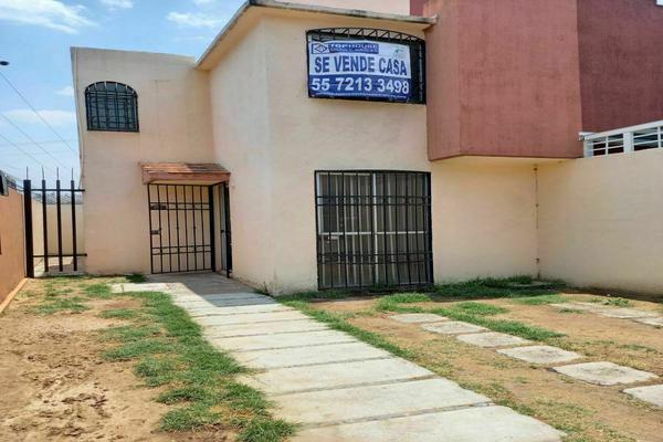 Foto de casa en venta en avenida real del bosque , real del bosque, tultitlán, méxico, 0 No. 01