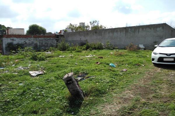 Foto de terreno habitacional en venta en avenida reforma 12, san rafael comac, san andrés cholula, puebla, 7540115 No. 01