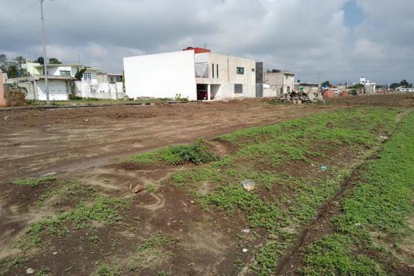 Foto de terreno habitacional en venta en avenida reforma 12, san rafael comac, san andrés cholula, puebla, 7540115 No. 02
