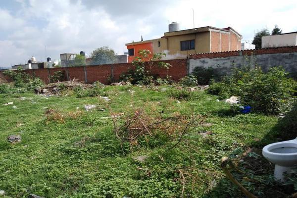 Foto de terreno habitacional en venta en avenida reforma 12, san rafael comac, san andrés cholula, puebla, 7540115 No. 06