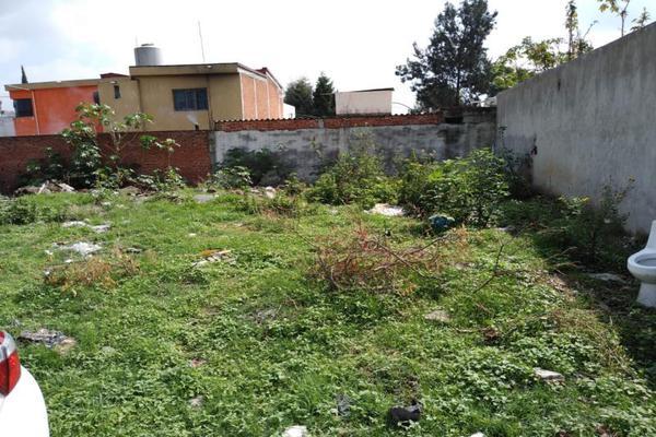 Foto de terreno habitacional en venta en avenida reforma 12, san rafael comac, san andrés cholula, puebla, 7540115 No. 13