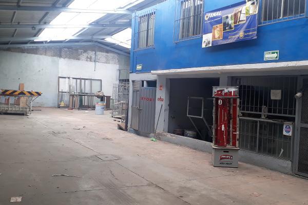 Foto de nave industrial en venta en avenida reforma , lomas de san lorenzo, iztapalapa, df / cdmx, 5403485 No. 01